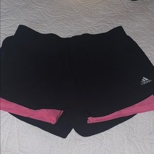 ADIDAS WORK OUT SHORTS